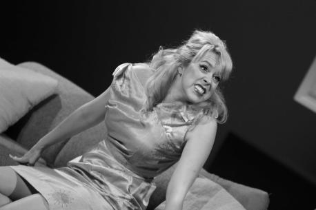 HOW TO SUCCEED... at Cary Players (Hedy LaRue) by Brenna Berry
