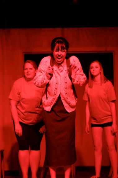 CARRIE: THE MUSICAL at NRACT (Carrie) by Brenna Berry