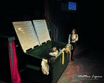 THE WEDDING SINGER at Theatre Alliance (Julia) by Matthew Lopina Photography