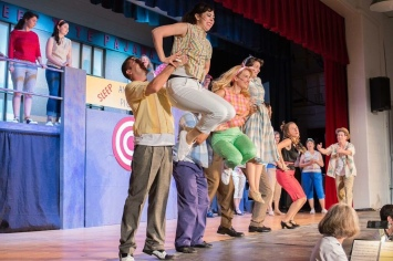 THE PAJAMA GAME at KLT (Babe Williams)
