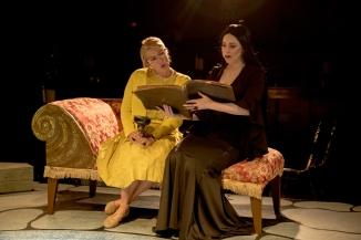 Alice and Morticia