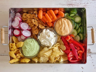 all the dips